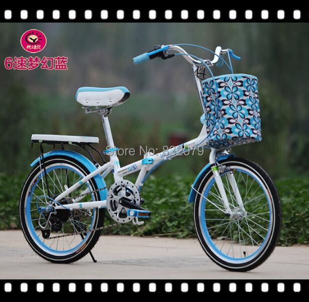 Free shipping high mini folding Bicycle/Wholesale lightweight China Excellent aluminium folding bike manufacturer(China (Mainland))