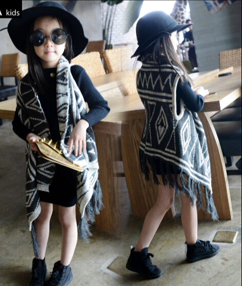 2-7Y, 2015 autumn new fashion baby knitwear children cardigan girl outerwear <br><br>Aliexpress