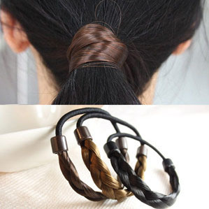 Min. order 12 pieces mix available,Hot braided hair band, 6110.3524.Free shipping