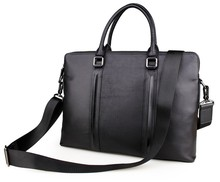 5Pcs/Lot Genuine Leather Handbags/Briefcase/Men Shoulder Bag