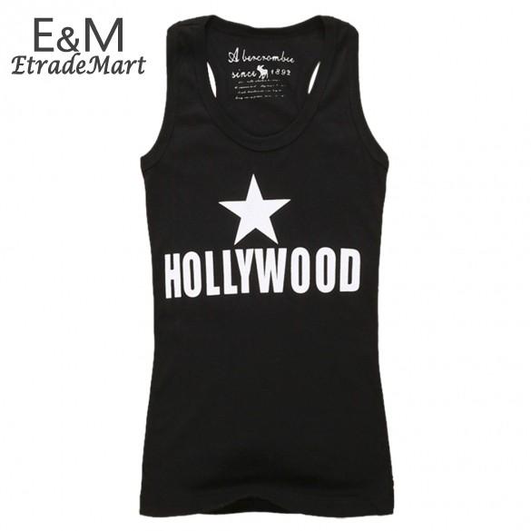 Promotion 2014 Latest Fashion Women Tanks Top Condole Belt Vest Of Woman Sleeveless T-Shirt Free Shipping 10(China (Mainland))