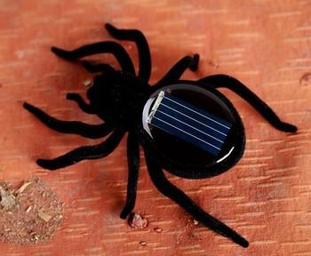 Solar spiders