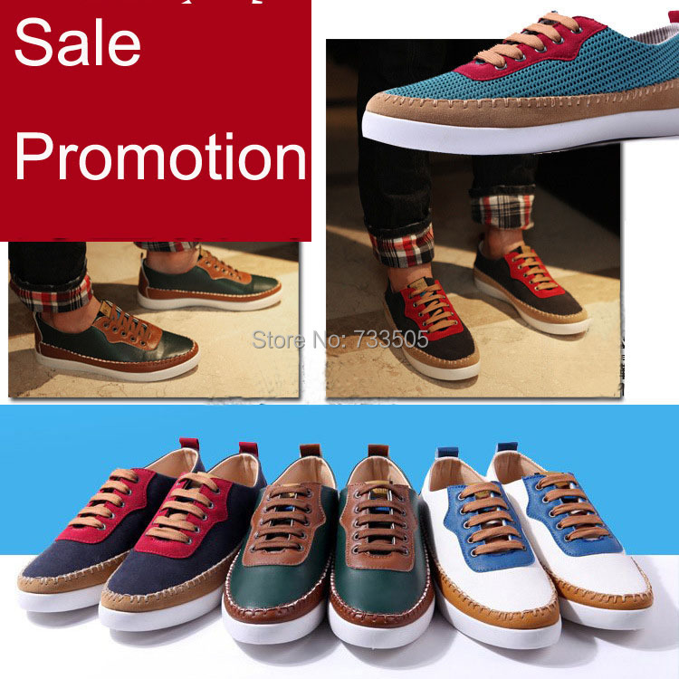 2015 Trendy Men's Shoes Mens Outdoor Casual Flats Summer Man Sneaker Tide Breathable MS-18 - Fantasy Jewelry 4 Store store
