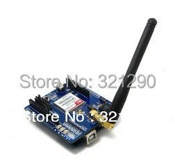 2016 New 100% factory price SIM900 GSM/GPRS shield for A rduino - IComSat v1.1 free shipping
