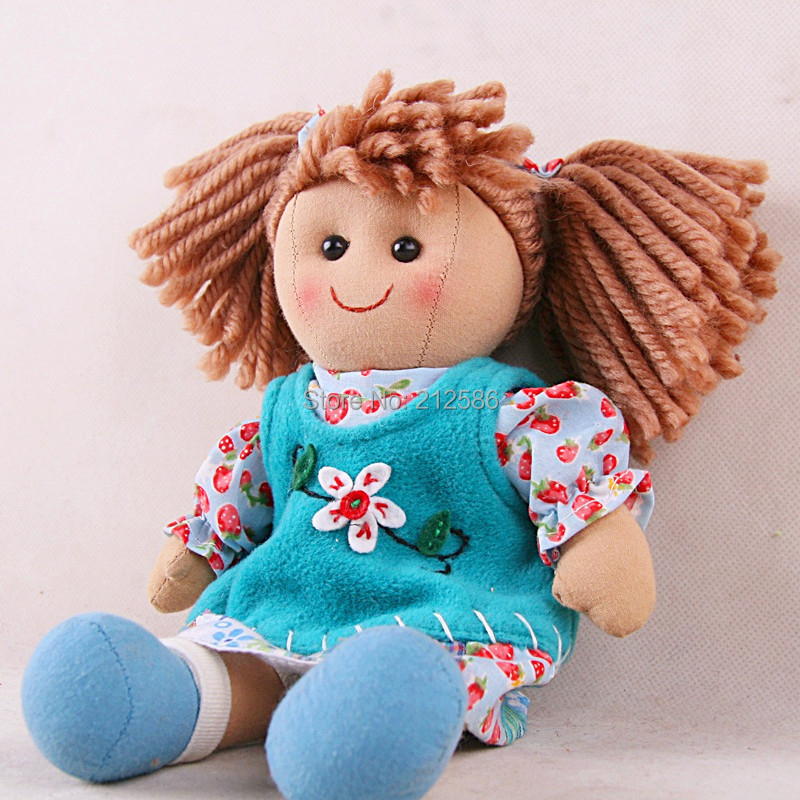 Toys For Girls 11 : Doll cloth easy taken off high quality quot soft toy