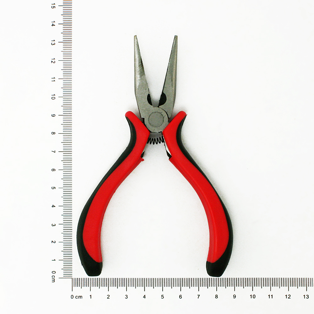 2014 New arrival Stainless Steel Needle Nose Pliers Jewelry Making Hand Tool TQC001