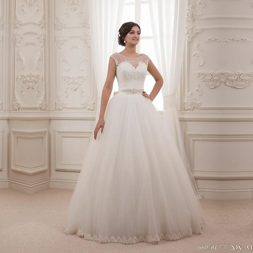 Vestido De Noiva Fashion Ball Gown Wedding Dress Backless Elegant Cap Sleeve Ivory Tulle Wedding