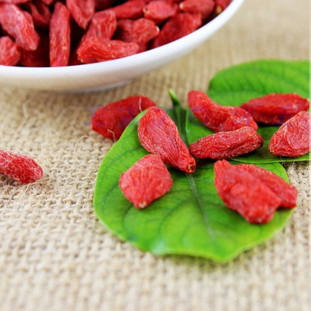 V115 50g Authentic Premium Natural Wolfberry Organic Goji Berry Dry<br><br>Aliexpress