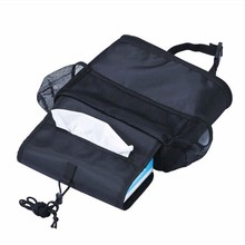 Multifunction Automotive Chair Car Seat Organizer Mum Bag Oxford Baby Feeding Bottle Cover Thermal Bag Cooler Function(China (Mainland))