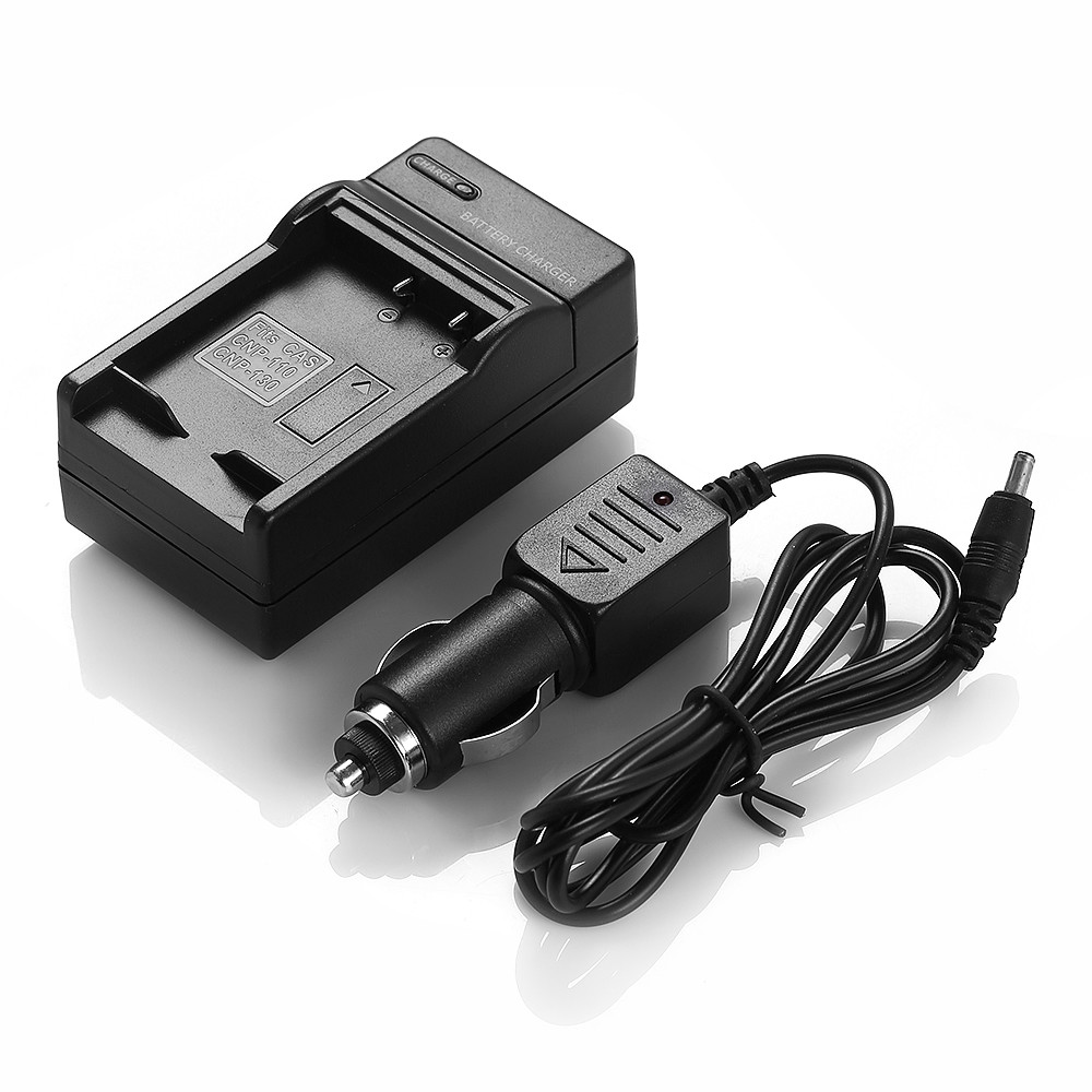 Powerextra Camera Battery Charger For Casio Exilim EX-H30 EX-ZR100 EX-ZR100BK EX-ZR700 Batteries free shipping(China (Mainland))