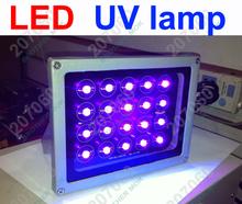 Professional LED UV lamp LOCA Glue UV GEL Curing Light Ultra-Violet (Ultraviolet) Lamp for Screen Digitizer LCD Repair 6pcs/lot(China (Mainland))