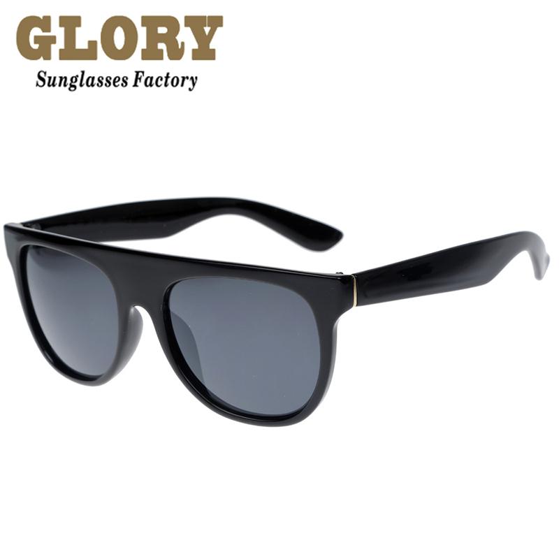 New 2014 Vintage Adult Unisex Designer Glasses Super Modern Flat Top Eyeglasses Trendy Hipster Rock Pop Sunglasses(China (Mainland))