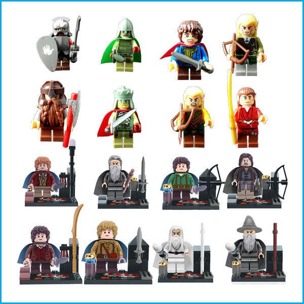 Детское лего Lele 16 /minifigures legao 79001,78051 детское лего elephant minifigures 16 diy jx1001 1002