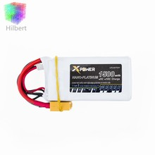 1500Mah 14.8V 4S 35C Lithium Li-po Battery XT60 Plug For RC Helicopter Qudcopter Drone Truck Car Boat Bateria