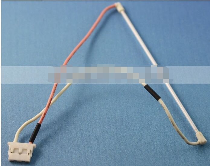 New!!! 10pcs 5 inch 125mm*2mm Backlight CCFL Lamps with cable for LCD Laptop DVD Display Industrial Medical Screen Free Shipping(China (Mainland))