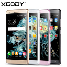 XGODY X11 5 inch Smartphone Android 5.1 MTK6580 Quad Core 512MB RAM 8GB ROM 2.0MP/5.0MP Unlocked Mobile Cell Phone Dual SIM(China (Mainland))