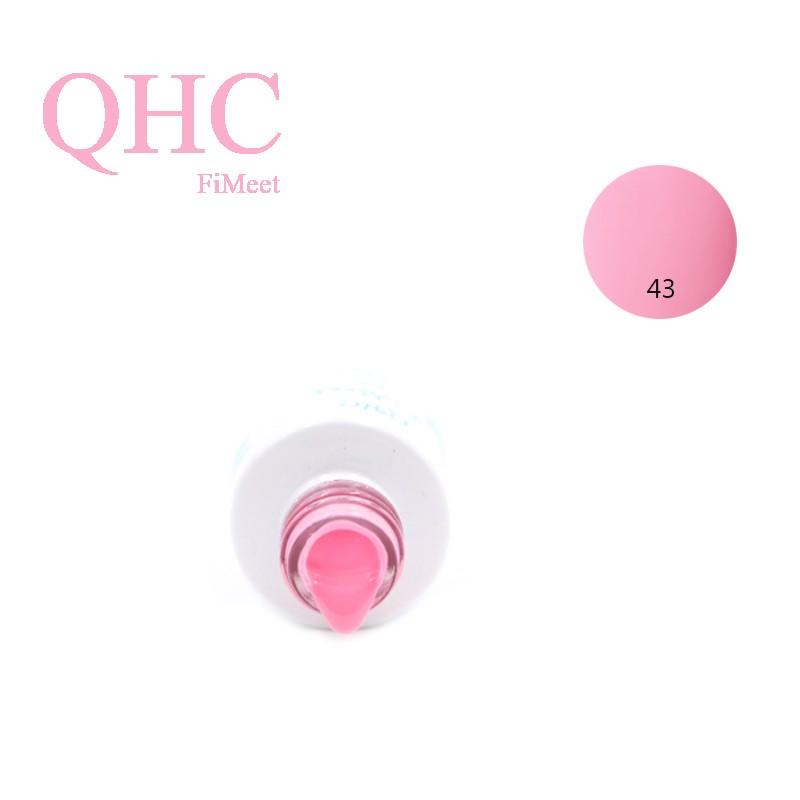 Hot NewArrival-QHC FiMeet Fashion Series Nail Polish Gel Long-lasting Soak-off Gel Nail LED UV 6ml 1Pcs Summer Hot Nail Gel