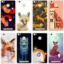Buy 318GH Space Fox Hard Transparent Cover Case Xiaomi Redmi 3 3S 3Pro 4 4pro Note 3 4 Note 3 4pro Max Mi5 Mi5s for $1.24 in AliExpress store