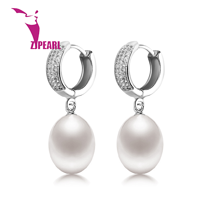 Innovative Three Layers Big Pearl Earrings For Ladies Fashion Women Pearl Jewelry