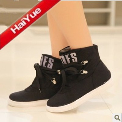 2013 spring and autumn fashion new single flat heel boots