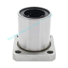 LMK20UU LMK20 20mm flange linear ball bearing bushing for 3d printer linear shaft guide rail rod