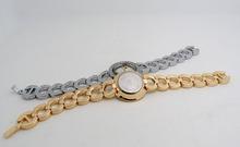 Wholesale Luxury Gold Silver Crystal Watch Women Ladies Fashion Dress Quartz Wristwatches New Arrive TW044