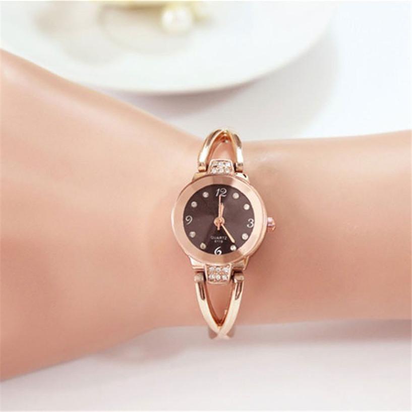 Fashion new Bracelet Ladies watch Women's Elegant style Quartz Watch women Dress Watches relojes mujer women watches smile(China (Mainland))