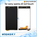 For Sony Z5 LCD Xperia Z5 Display E6653 E6603 E6633 With Touch Screen Digitizer No Dead