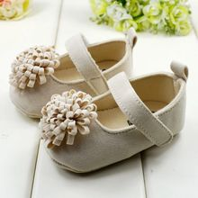 New summer Proof Newborn Baby Shoes Sapato Infantil Fowers Baby Girls Shoes For 0 1 Y
