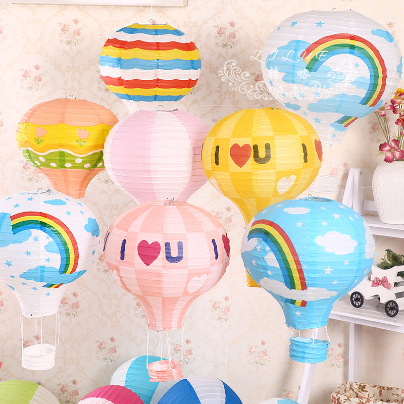 Hot sale! fire balloon Chinese Paper lanterns Wedding Home decoration for Kids birthday party decoration 5pcs/lot(China (Mainland))