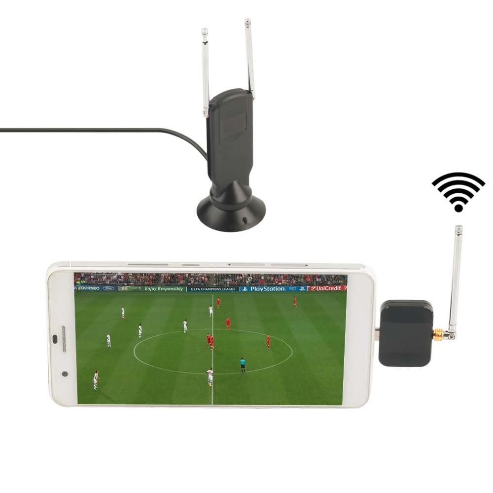 Mini Micro USB DVB-T Digital Mobile TV Tuner Receiver for Android Phones<br><br>Aliexpress