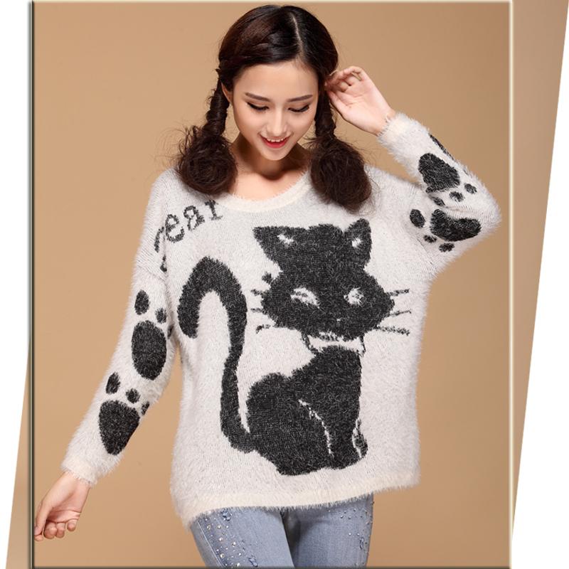 pull chat crochet achetez des lots petit prix pull chat crochet en provenance de fournisseurs. Black Bedroom Furniture Sets. Home Design Ideas