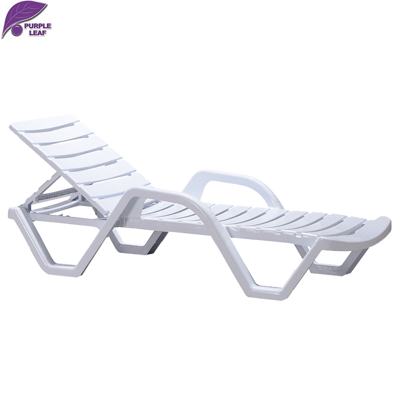 Online buy wholesale outdoor chaise lounges from china for Chaise longue plastique