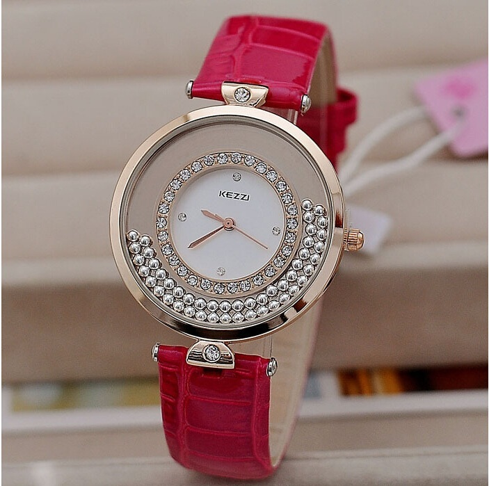 brand luxury style delicate womens watches fashion feather