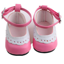 "Free shipping!!!Hot new style popular 2016yards ""American girl doll shoes/  1240"