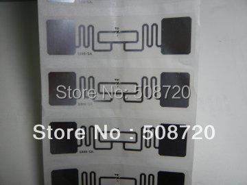 20pcs Alien 9662 Label 3'' x 1'' UHF RFID Adhesive Tag RFID Label Free Shipping(China (Mainland))