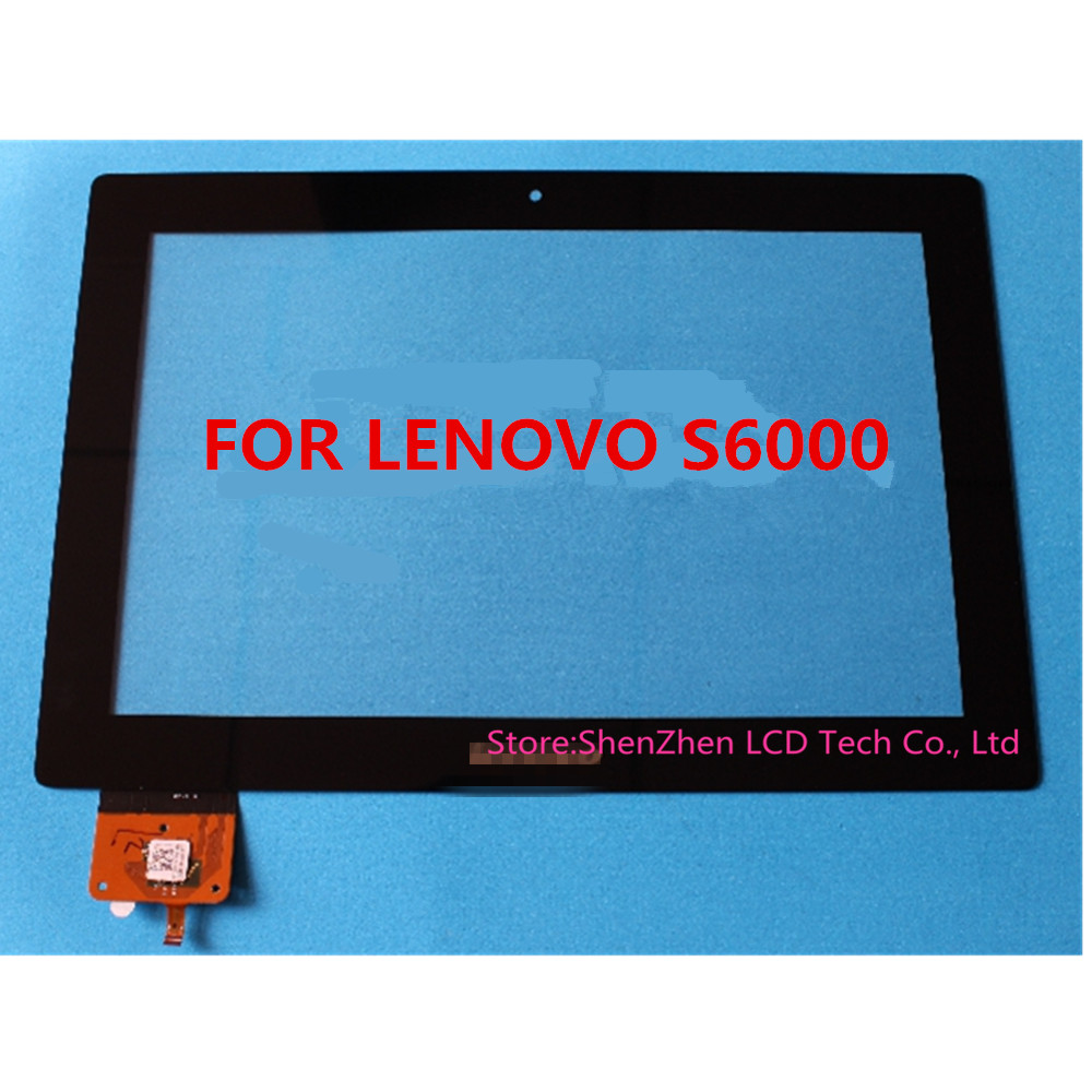 10.1 inch for Lenovo Idea Tab S6000H S6000F Touch Screen Digitizer Black Color free shipping<br><br>Aliexpress