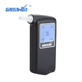 Greenwon Newest AT 868F high accuracy Prefessional Police Digital Breath Alcohol Tester Breathalyzer Free shipping Dropshipping