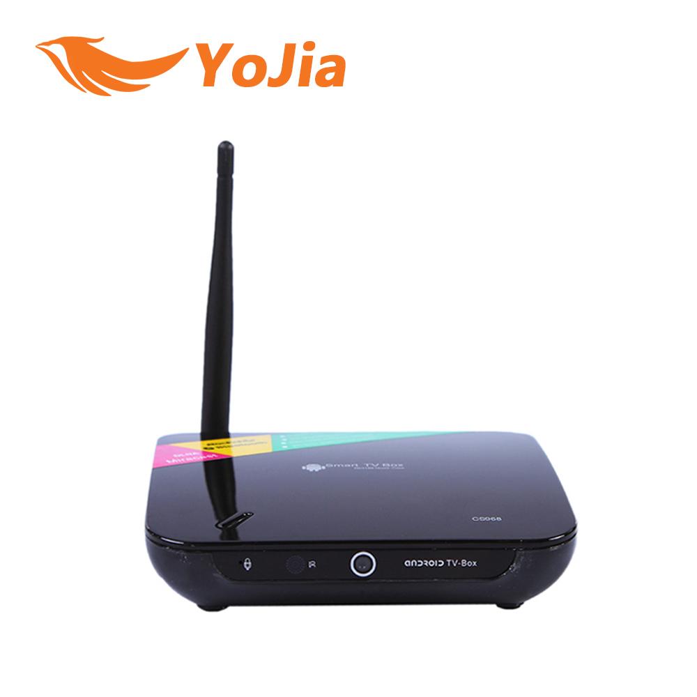 [Genuine] CS968 2G/8G 2.0MP Web Camera Android 4.4 Kitkat Rockchip RK3188 Quad Core TV Box XBMC Preinstalled Mic WiFi Mini PC - Shenzhen Yojia Technology Co. Ltd. store