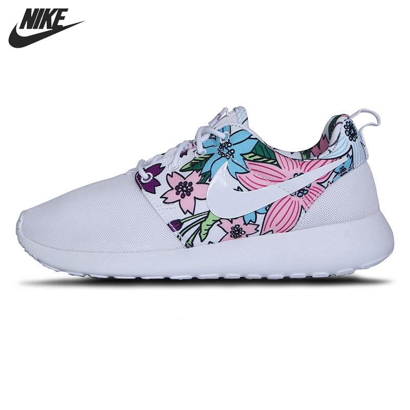 Original Nikerosherunwomensshoesbreathableforsummergreyf5241