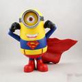 Minion toys despicable me America superman Creative Minions yellow doll Children gift toys home decors kC021