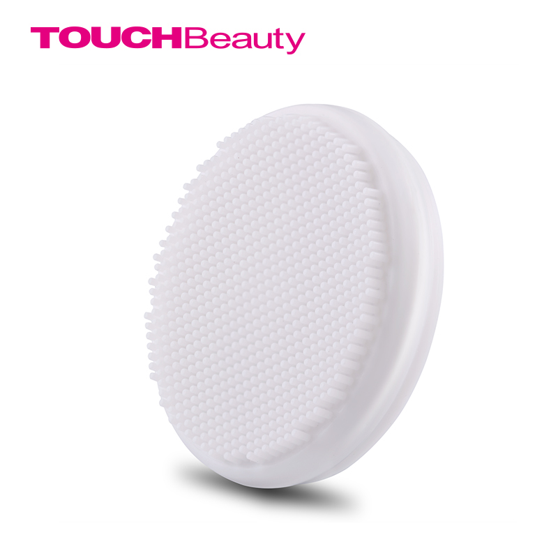 TOUCHBeauty Silicon Facial Cleansing Brush Head AC-07593 for Sensitive Skin Facial cleanser TB-0759A TB-0759D TB-0759M TB-1483