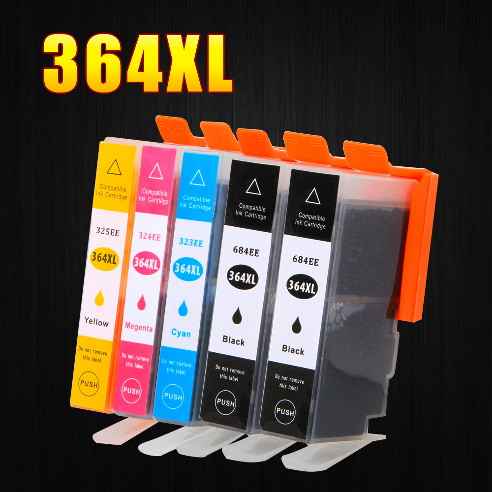 buy hp 564 xl hp564 black bk ink cartridge hp photosmart c6380 c6375 b8550 c6324 d5400 d7560. Black Bedroom Furniture Sets. Home Design Ideas