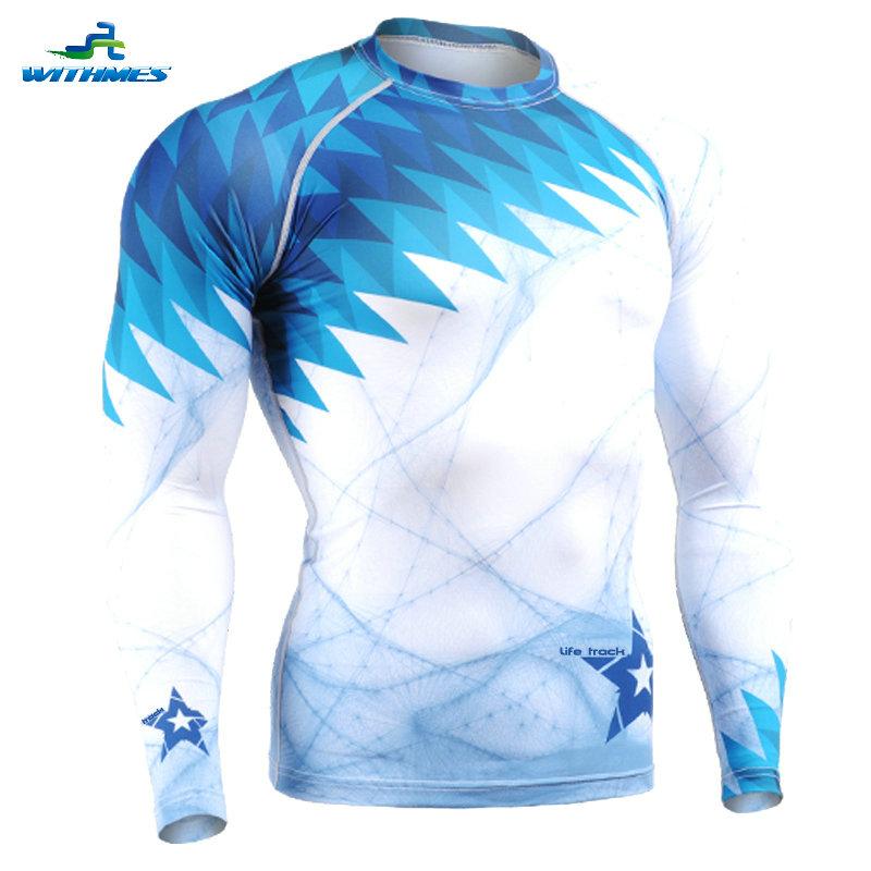 CFL-65 Long Club Teams Tops Yoga Undershirt Multi-USE Sports Wear Workout Jersey Orienteering Shirts Compression MMA Rash Guard(China (Mainland))