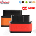 Free Shipping High Quality ANCEL ELM327 V1 5 Wireless WIFI Bluetooth Diagnostic Tool Vgate iCar ELM327