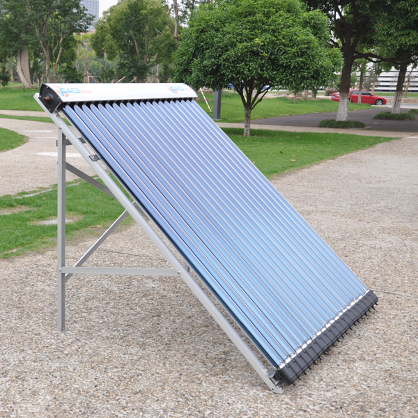 Solar Collector Pressurized heat pipe glass tube 100L(China (Mainland))