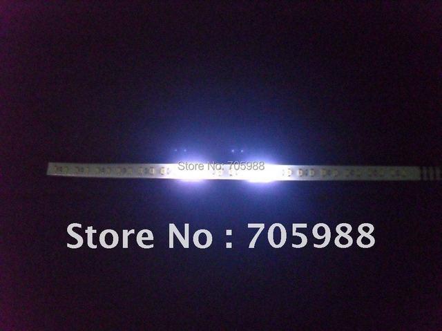 White 60cm 48LED Waterproof Car Truck Bike Knight Rider Flash Strobe Scanner light