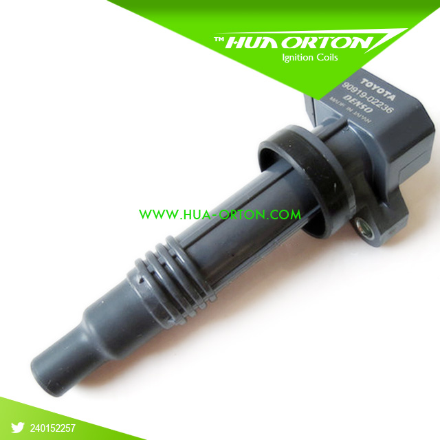 set(4) New Denso 90919-02236 Ignition Coil Fit For Toyota Altezza 3SGE<br><br>Aliexpress