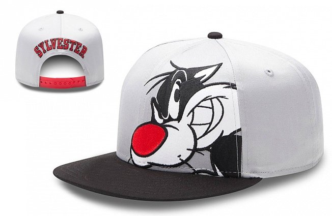 SYLVESTER Cartoon hat Snapback caps The zombie BUGS BUNNY daffy duck men & women Adjustable character hats freeshipping(China (Mainland))