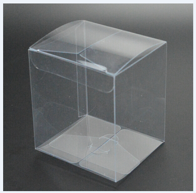 Size:20*20*30cm, clear case jewelry boxes , pvc box packing , clear pvc boxes wholesale(China (Mainland))